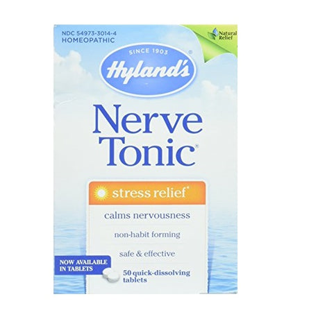 HYLANDS - Nerve Tonic Stress Relief
