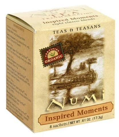 Numi Tea Inspired Moments Traditional Blends