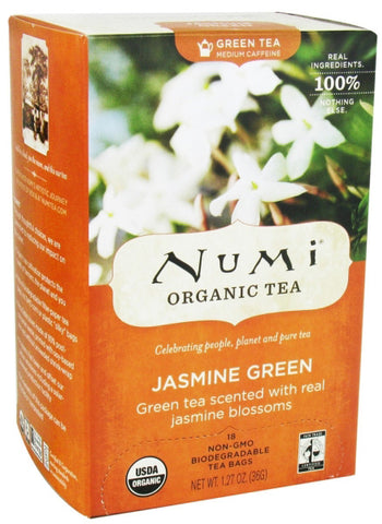 Numi Tea Jasmin Green Tea