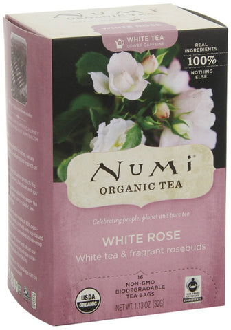 Numi Tea White Rose Tea