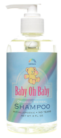 Rainbow Research Baby Shampoo Scented
