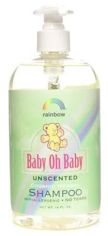 Rainbow Research Baby Shampoo Unscented