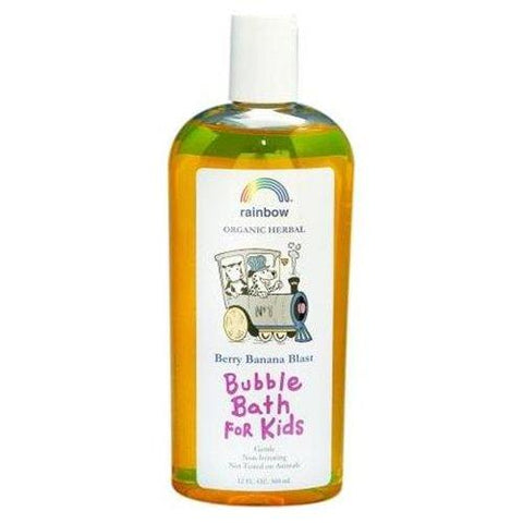 Rainbow Research Kids Bubble Bath Berry Banana