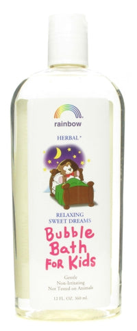 Rainbow Research Kids Bubble Bath Sweet Dreams
