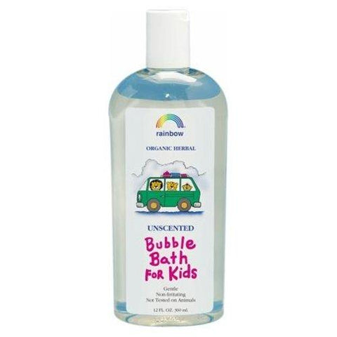 Rainbow Research Kids Bubble Bath Unscented