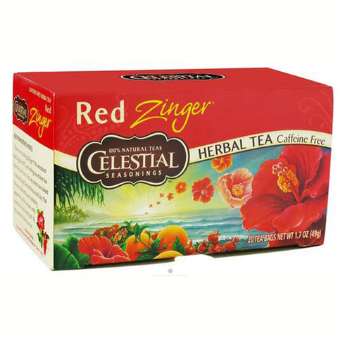 Celestial Seasonings Red Zinger Herb Tea