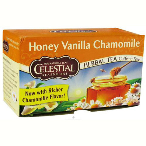 Celestial Seasonings Honey Vanilla Chamomile Herb