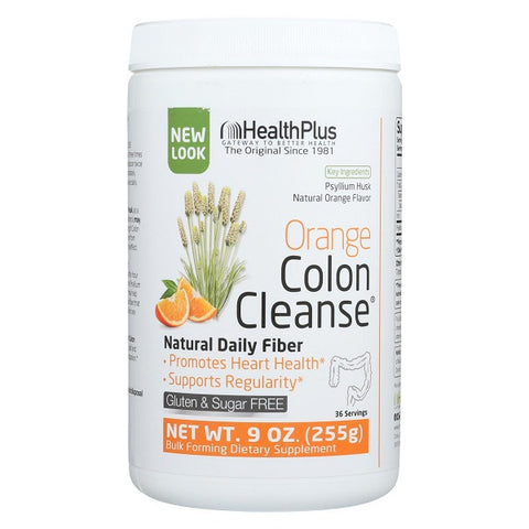 HEALTH PLUS - Colon Cleanse Orange Stevia
