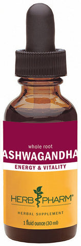 Herb Pharm Ashwagandha Extract Mineral Supplement