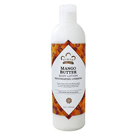 NUBIAN HERITAGE - Mango Butter Body Lotion