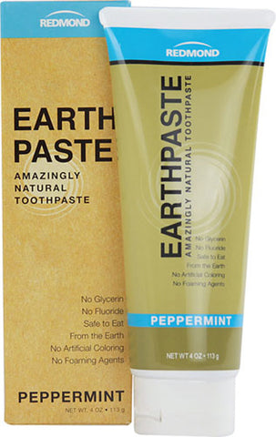 REDMOND REALSALT - Earthpaste Peppermint
