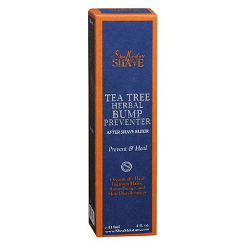 Shea Moisture - , Tea Tree Herbal Bump Preventer After Shave Elixir 4 Oz Nubian Heritage