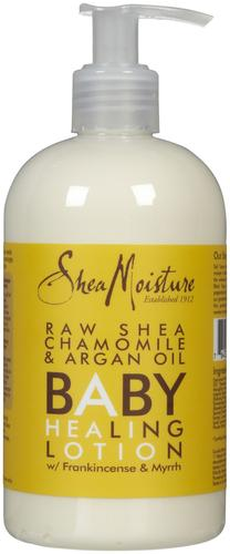 Shea Moisture -  - Raw Shea Butter Baby Healing Lotion, 12 Oz Lotion