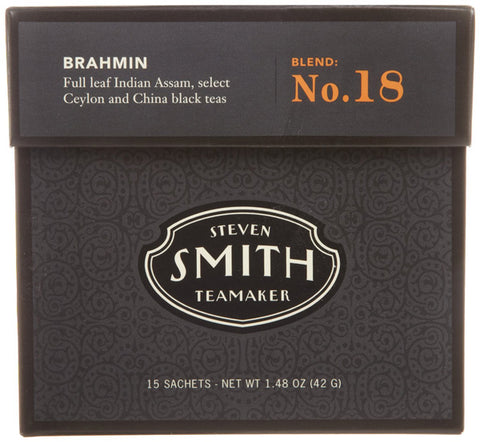 Smith Teamaker -  Brahmin Black Tea (3x15 Bag)