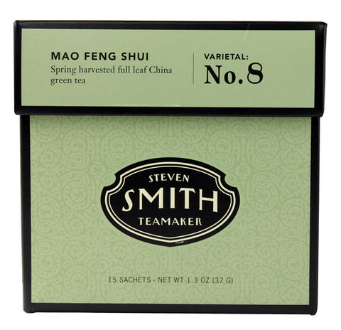 Smith Teamaker -  Mao Feng Shui Green Tea (6x15 Bag)