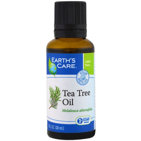 Earth's Care Tea Tree Oil 100% Pure & Natural