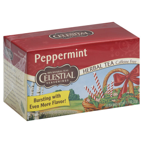 Celestial Seasonings - Peppermint Herbal Tea