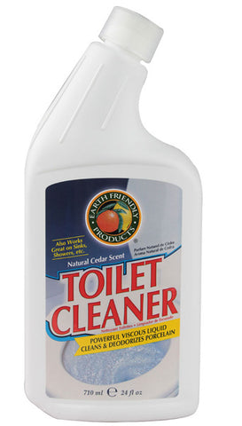 Earth Friendly - Natural Cedar Scent Toilet Cleaner