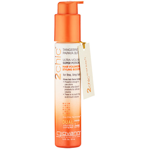 GIOVANNI COSMETICS - 2Chic Ultra Volume Styling Booster