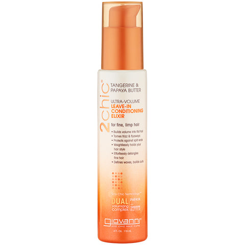 GIOVANNI COSMETICS - 2chic Ultra Volume Leave-In Conditioning Elixir
