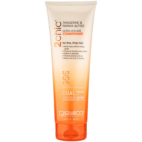 Giovanni Cosmetics - 2chic Ultra Volume Tangerine & Papaya Conditioner