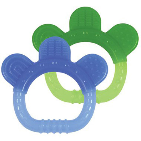Green Sprouts - Sili Paw Teether Assorted