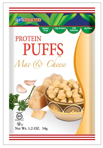 Kays Naturals - Protein Puffs Mac & Cheese