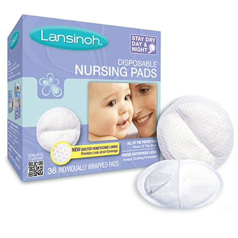 Lansinoh - Disposable Nursing Pads - 60 Pads