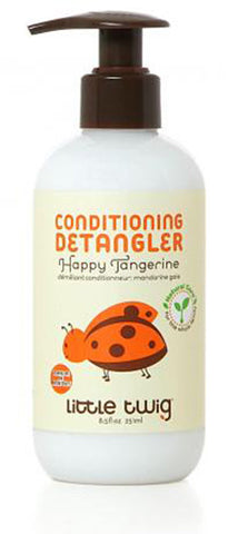 Little Twig - Conditioning Detangler Happy Tangerine - 8.5 fl. oz. (251 ml)