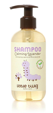 Little Twig - Lavender Shampoo - 8.5 fl. oz. (251 ml)