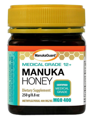 ManukaGuard - Medical Grade Manuka Honey - 8.8 oz. (250 g)