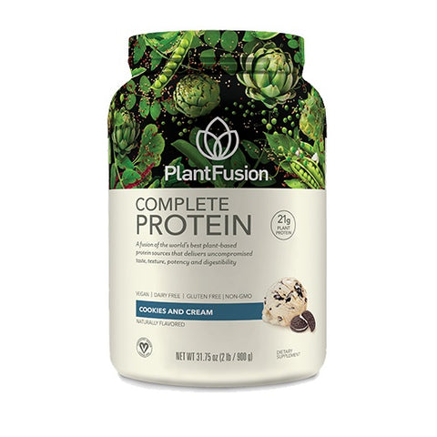 PLANTFUSION - Complete Protein Cookies N' Creme