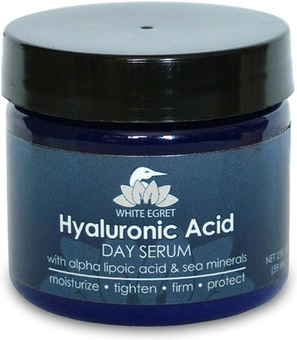 White Egret - Hyaluronic Acid Day Serum - 2 fl. oz. (59 ml)