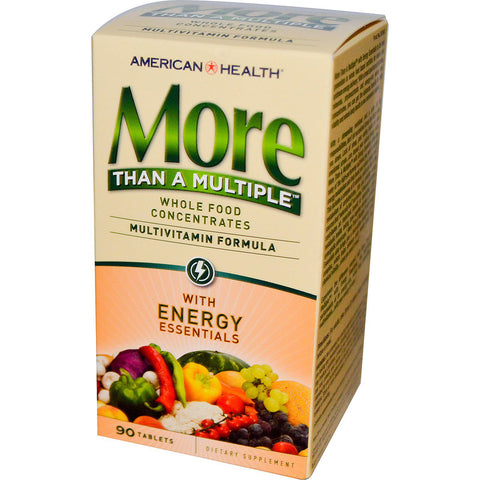 AMERICAN HEALTH - More Than A Multiple with Energy Essentials