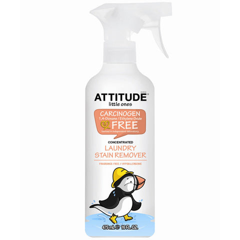 ATTITUDE - Little Ones Laundry Stain Remover Fragrance Free