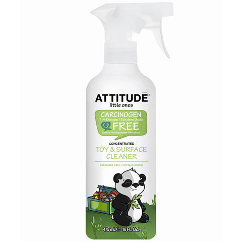 ATTITUDE - Little Ones Toy & Surface Cleaner