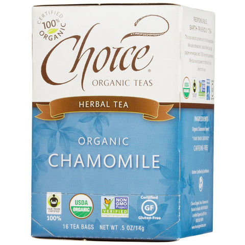 CHOICE - Herbal Tea Organic Chamomile