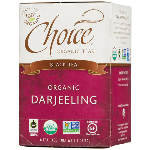 CHOICE - Black Tea Organic Darjeeling