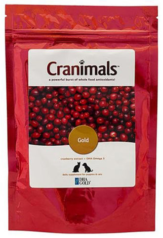 CRANIMALS - Gold Supplement for Puppies and Cats