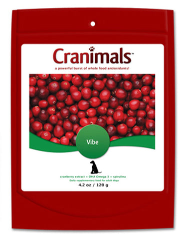 CRANIMALS - Supplement Vibe for Dogs