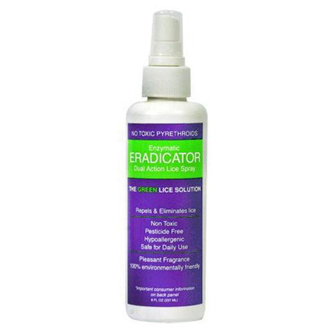 EcoLivingFriendly - Eradicator Lice Mint Spray