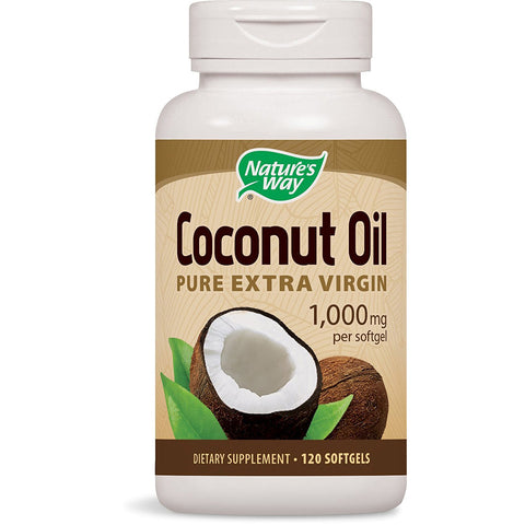 NATURES WAY - Coconut Oil