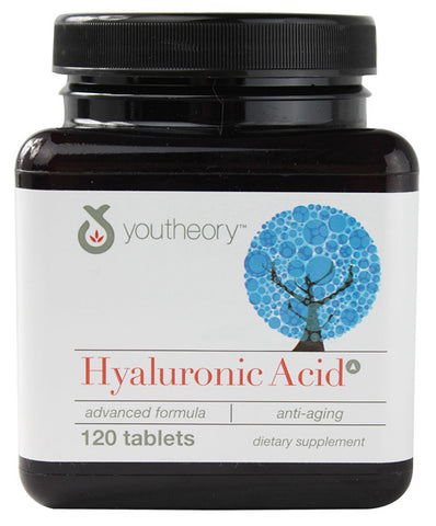 NUTRAWISE CORPORATION - Youtheory Hyaluronic Acid Advanced