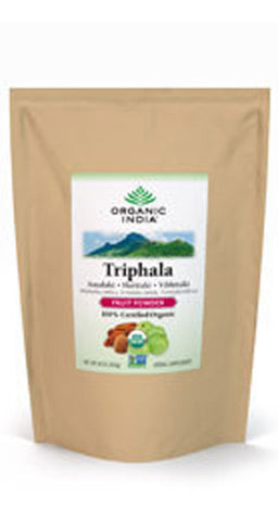 ORGANIC INDIA - Bulk Herb Triphala Powder