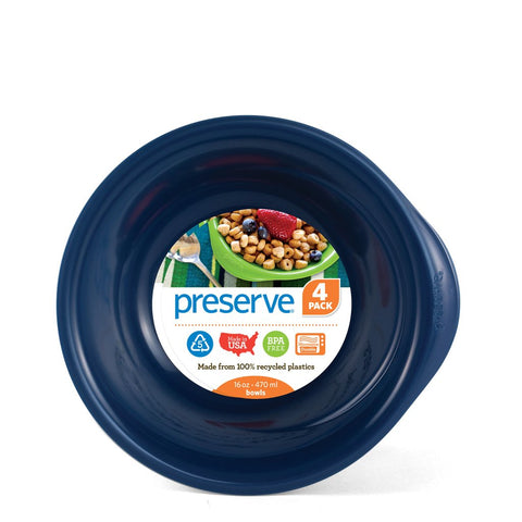 PRESERVE - Everyday Bowl Midnight Blue