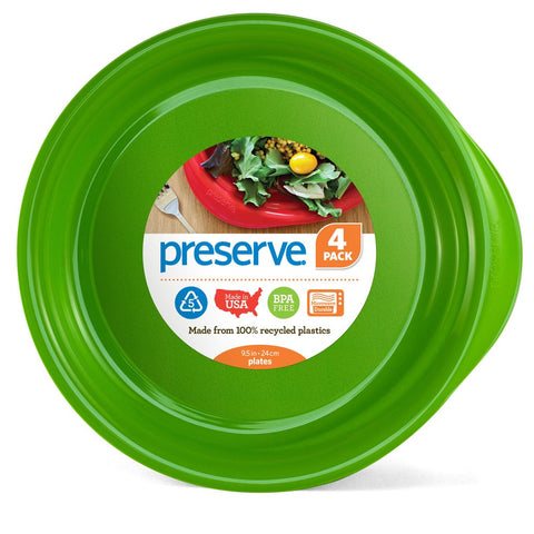 PRESERVE - Everyday Plate Green Apple