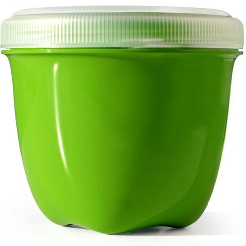 PRESERVE - Round Food Storage Apple Green Mini