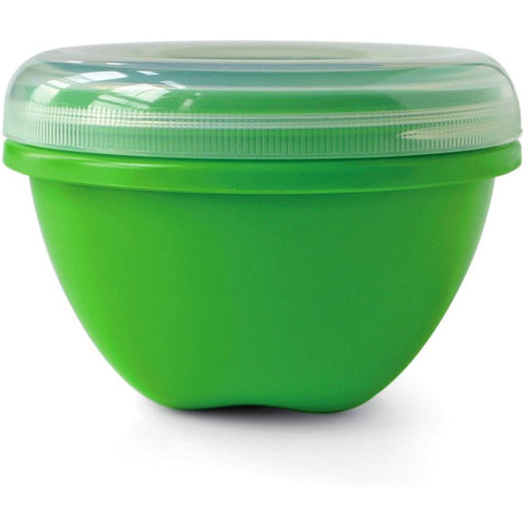 PRESERVE - Round Food Storage Green Apple Large