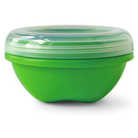 PRESERVE - Round Food Storage Green Apple Small