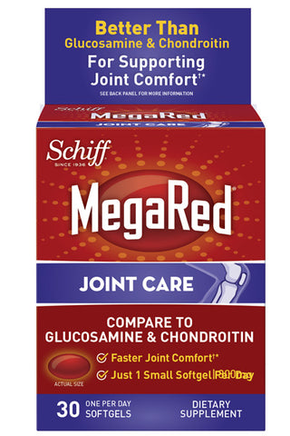 SCHIFF/BIO FOODS - Mega Red Joint Care
